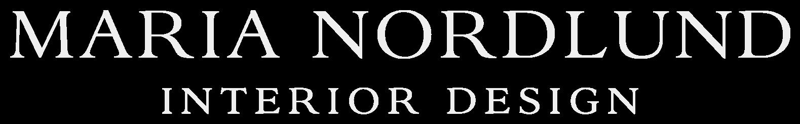 Maria Nordlund Interior Design